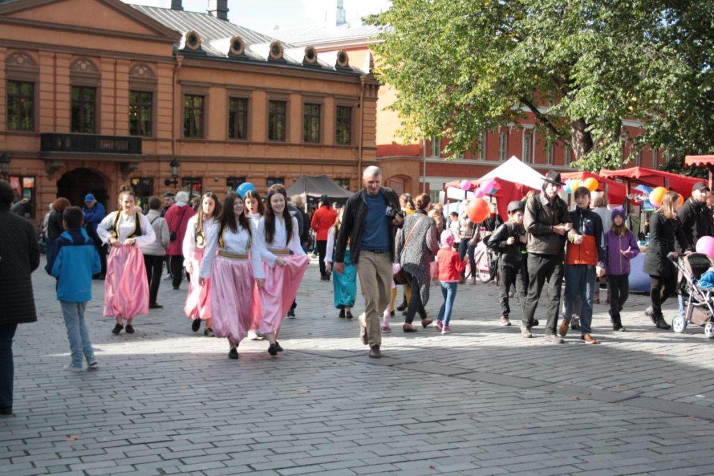 Turku tapahtumat